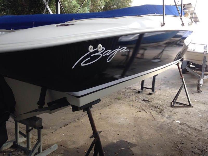 (Ελληνικά) Baja 272 Speedboat