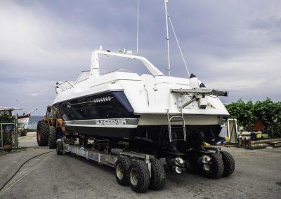 Hull & Deck Wrap ~ Sunseeker Martinique //