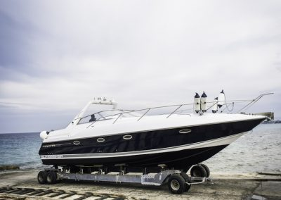 Sunseeker Martinique Hull & Deck Wrap