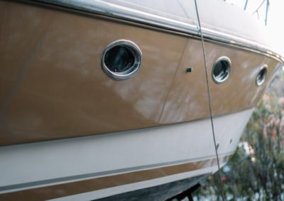 Hull Wrap ~ Windy 37 Grand Mistral //