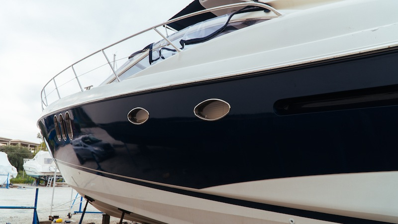 Hull Wrapping ~ Absolut 45 HT //