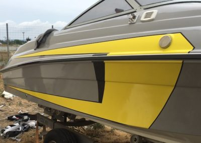 Custom Design Hull Wrap ~ Ahellas //