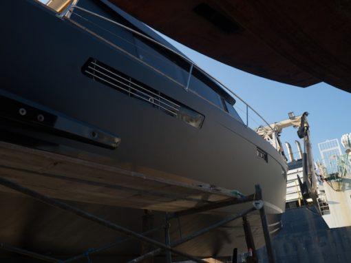 Hull Deck Wrap ~ FJORD 40 //